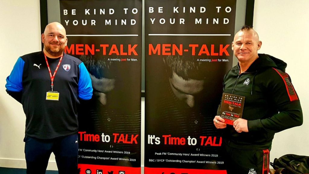 Trust & Police Tackle Mental Health In The Workplace
