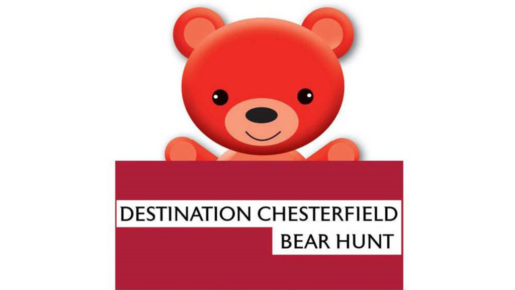 Destination Chesterfield is going on a bear hunt