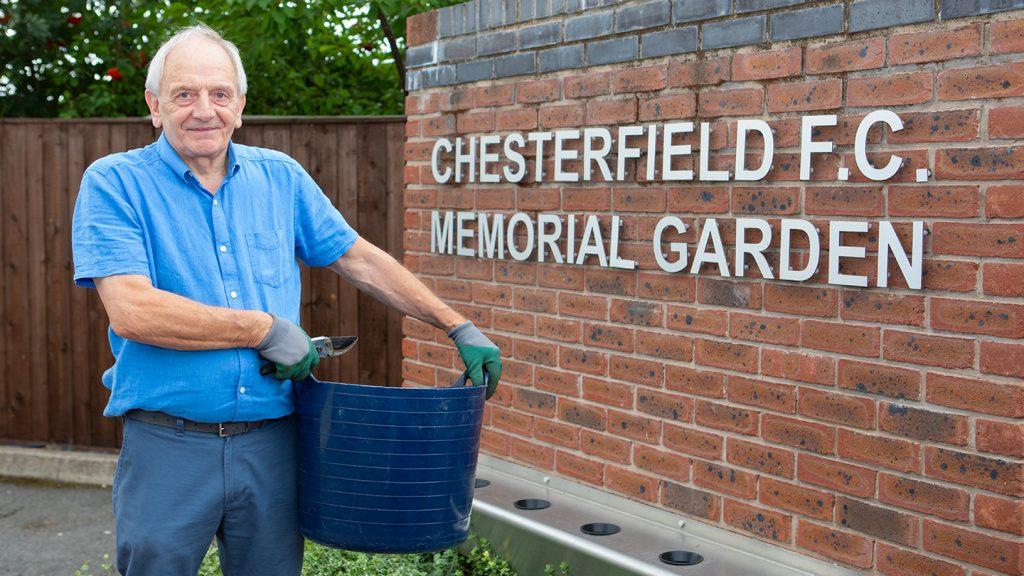 Unsung hero donates to Community Trust