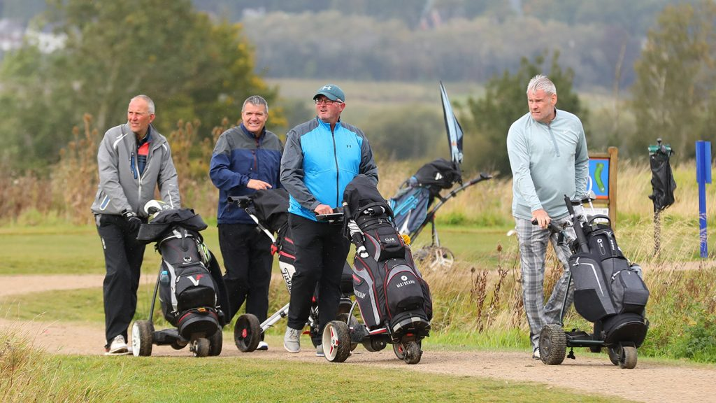"""Academy Golf Day """"a great success"""""""