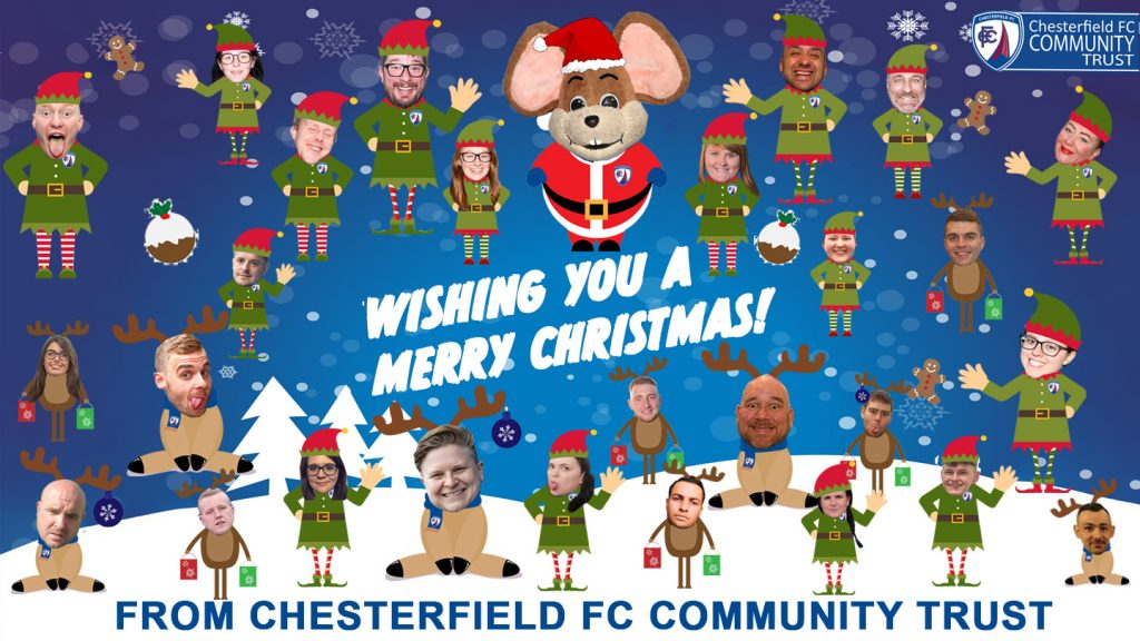 Christmas wishes from the Community Trust