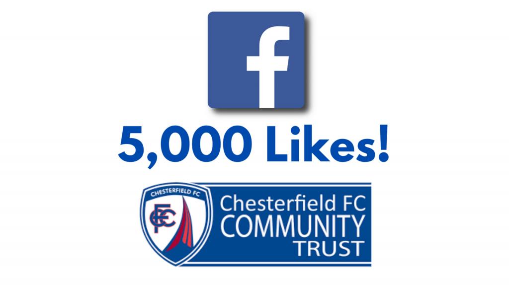 Landmark for Trust Facebook page